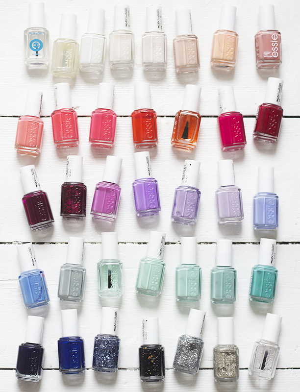 My Essie Collection. - KATE LA VIE