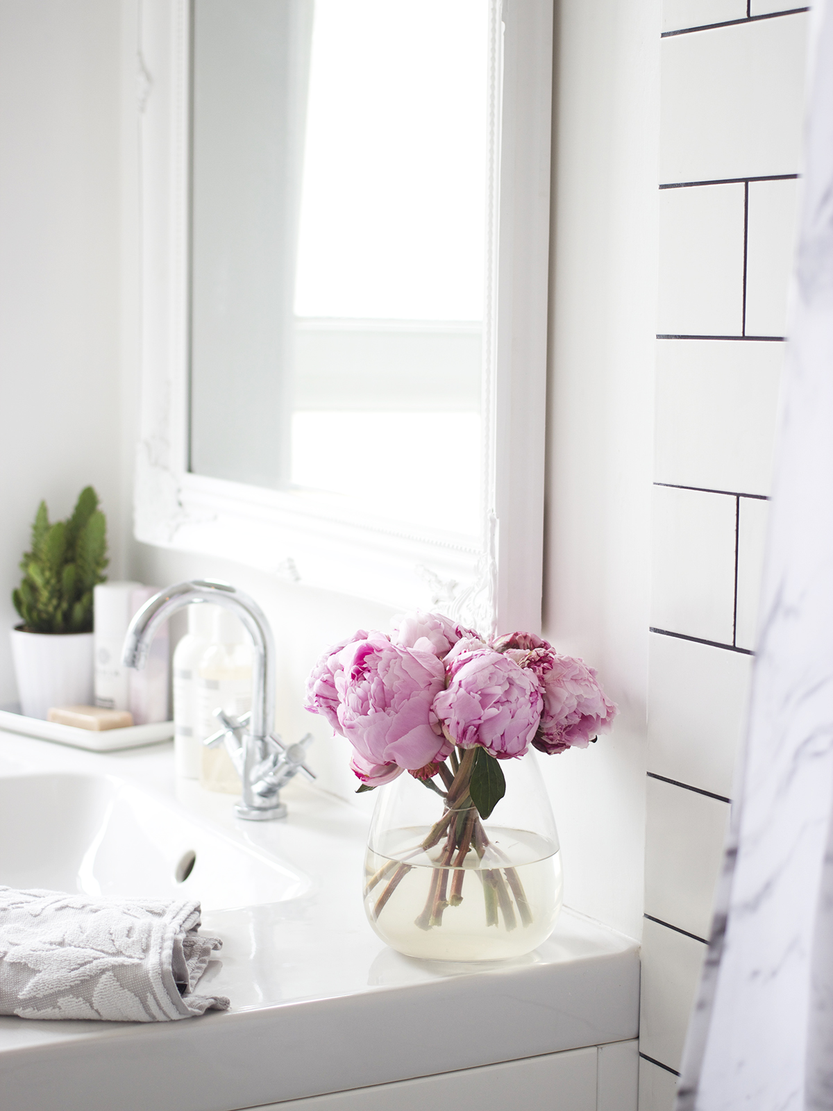 Ideal A Bathroom Makeover The Details