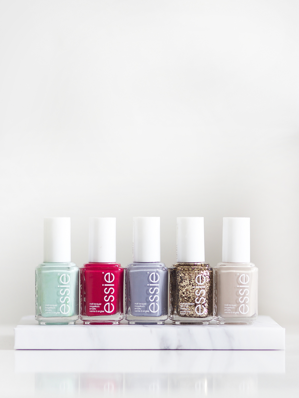 5 Things: The Essie Starter Kit. - KATE LA VIE