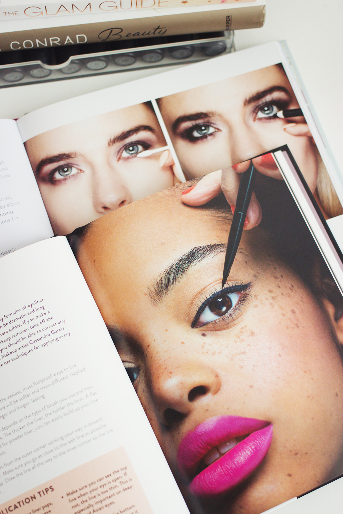 5 Things Beauty Books Worth Buying Kate La Vie Lavie Lash Fleur Value Pack De Force The Glam Guide This Beautiful Book Could Easily Become A Bible For Most It Packs In Almost Everything Is Lovely Mix Of