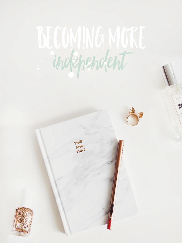 becomingindependent