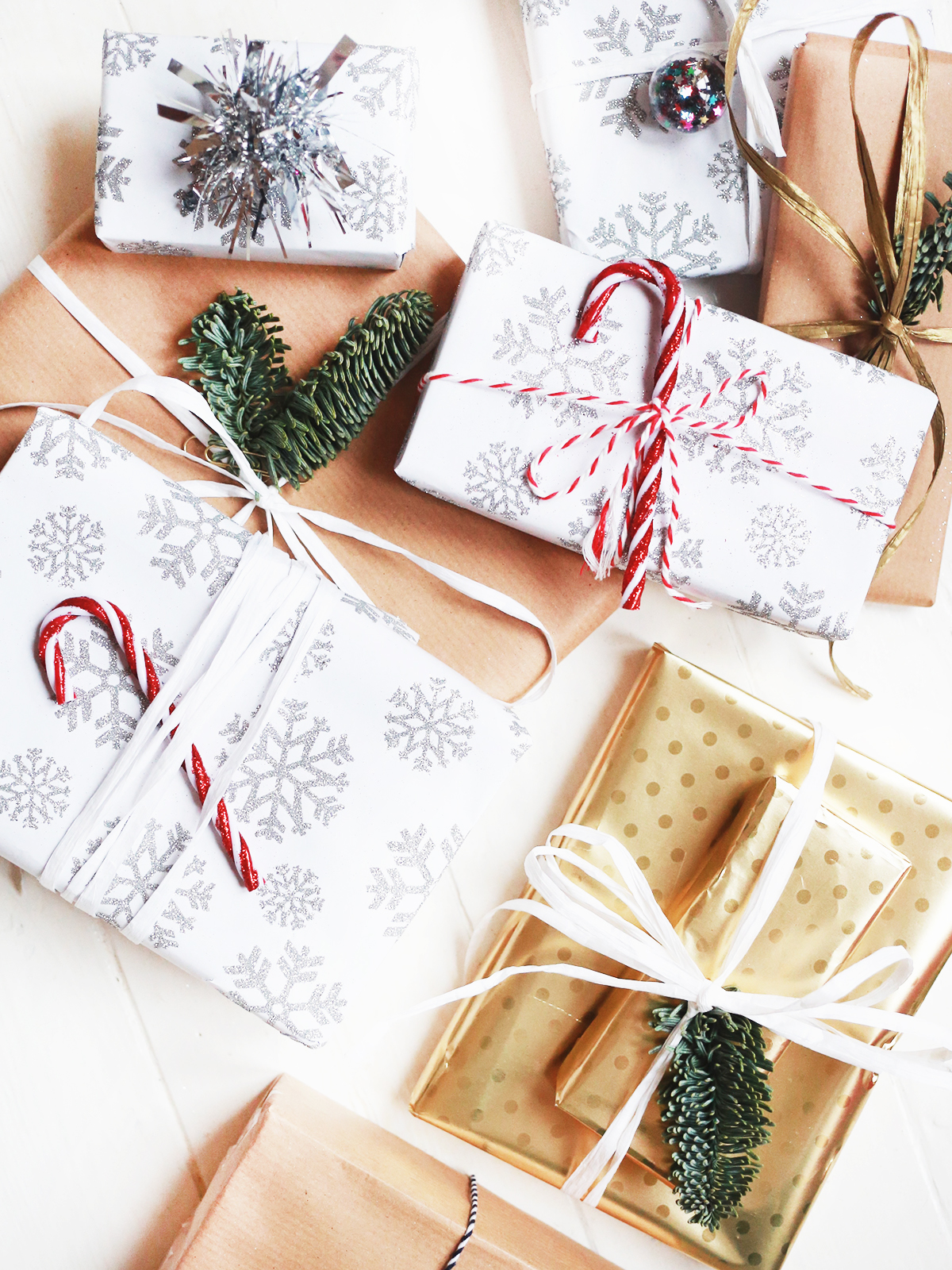 5 Things Christmas Wrapping Inspiration Kate La Vie