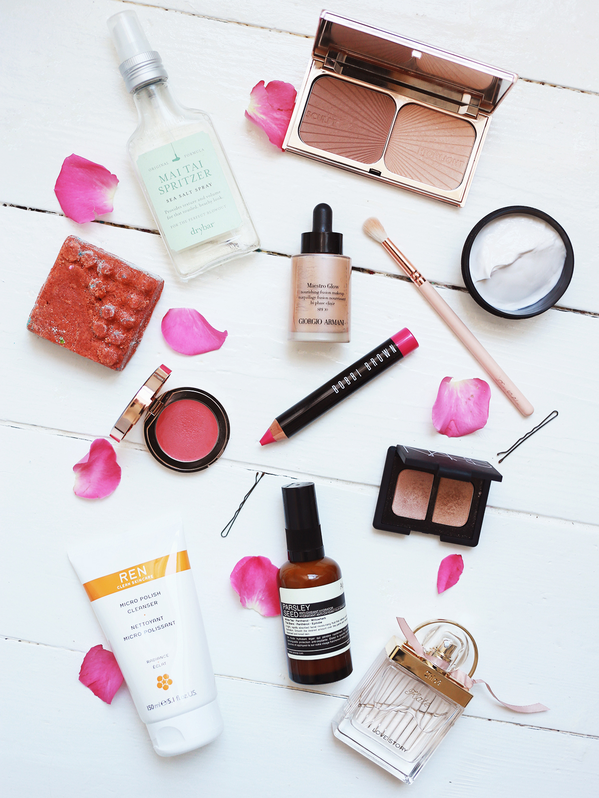 Makeup Essentials Must Haves From Makeup Artists Part 1: Spring Beauty Essentials.