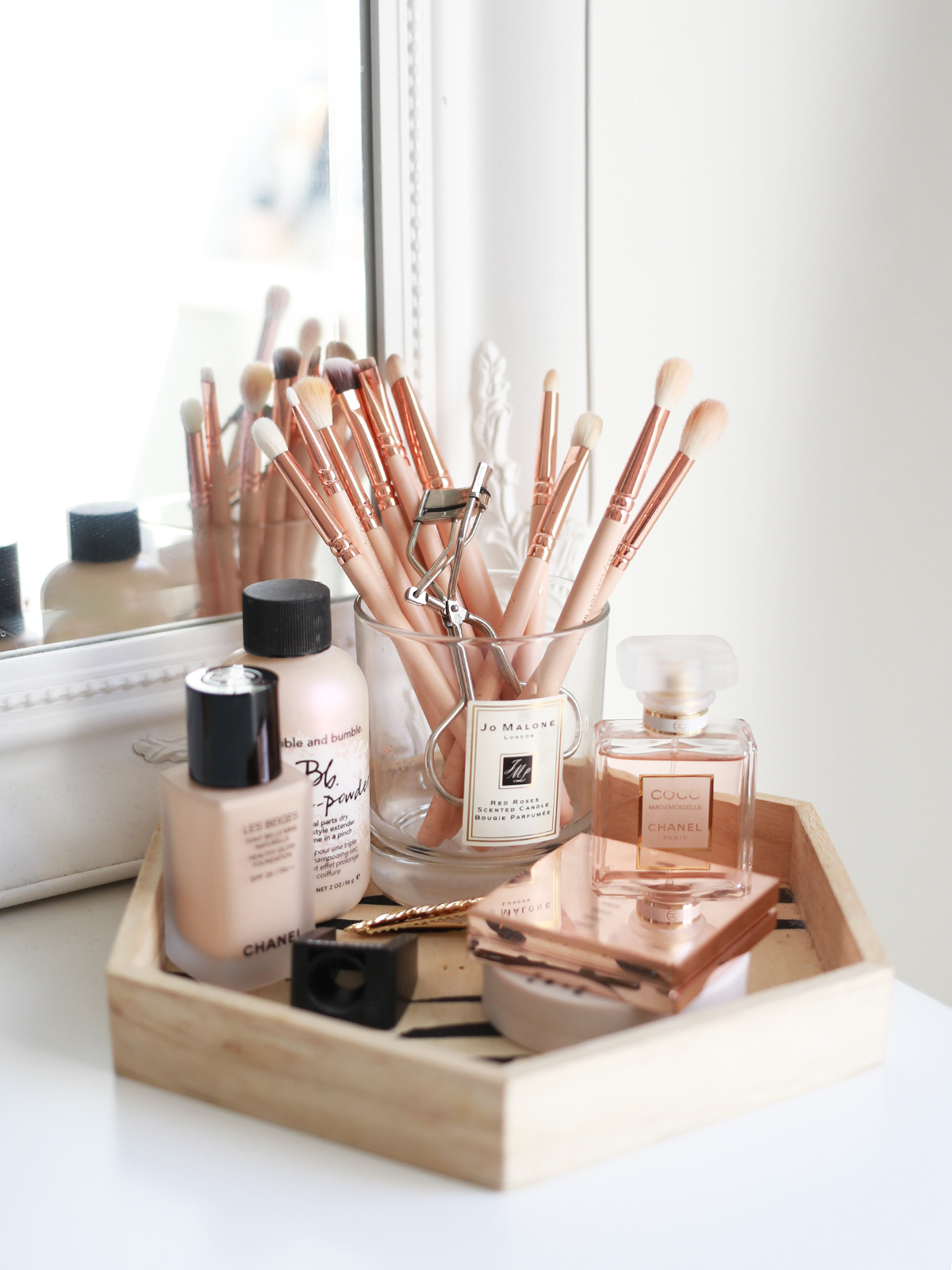 My makeup collection kate la vie for Beauty table organiser