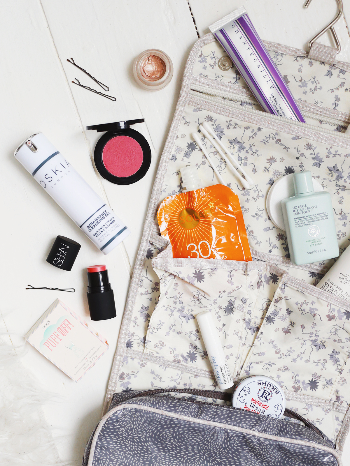 As Im Off On My Travels Again Soon I Thought Id Introduce Some Of My Packing Tips For Beauty Products Ive Had To Become A Lot Better When It Comes To